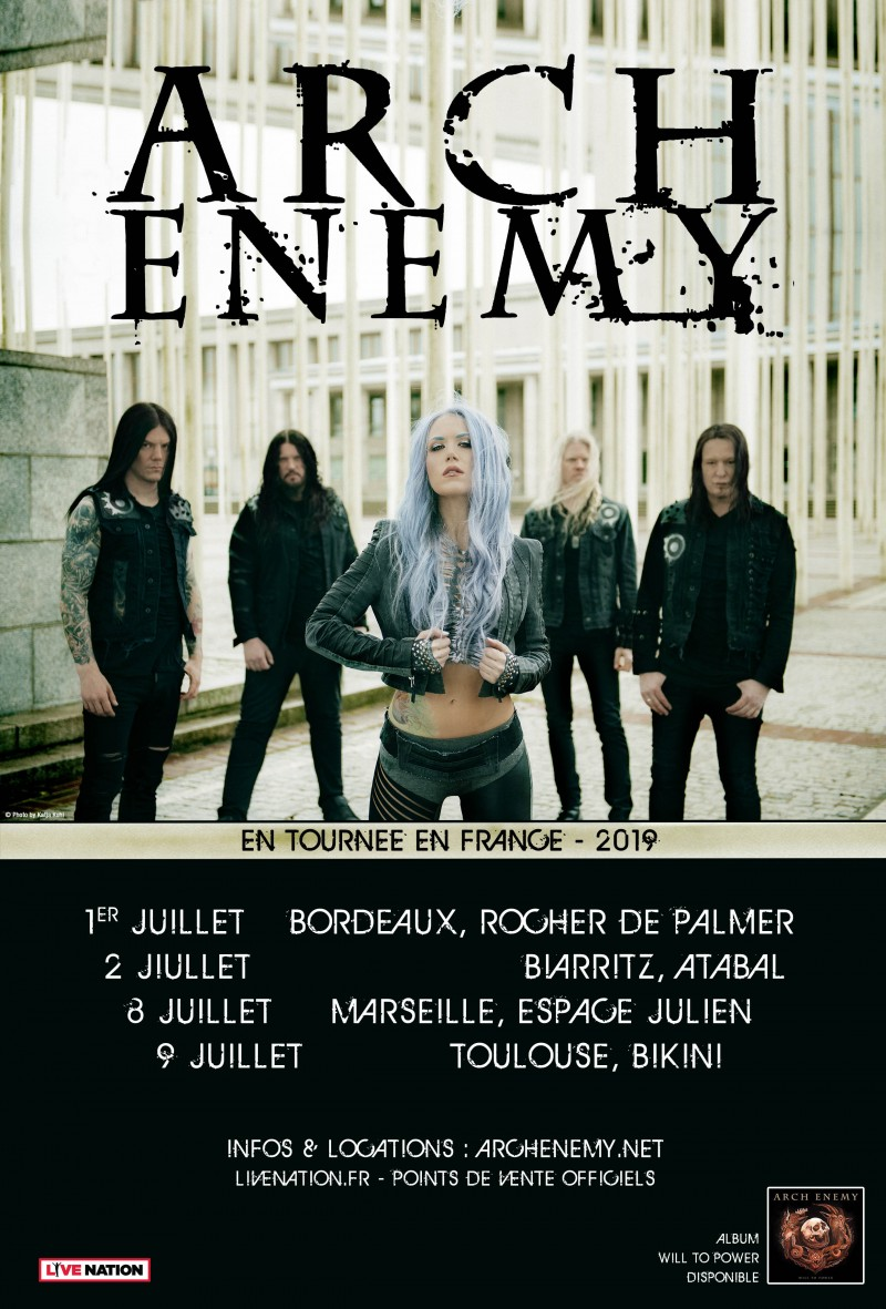 news - Arch Enemy