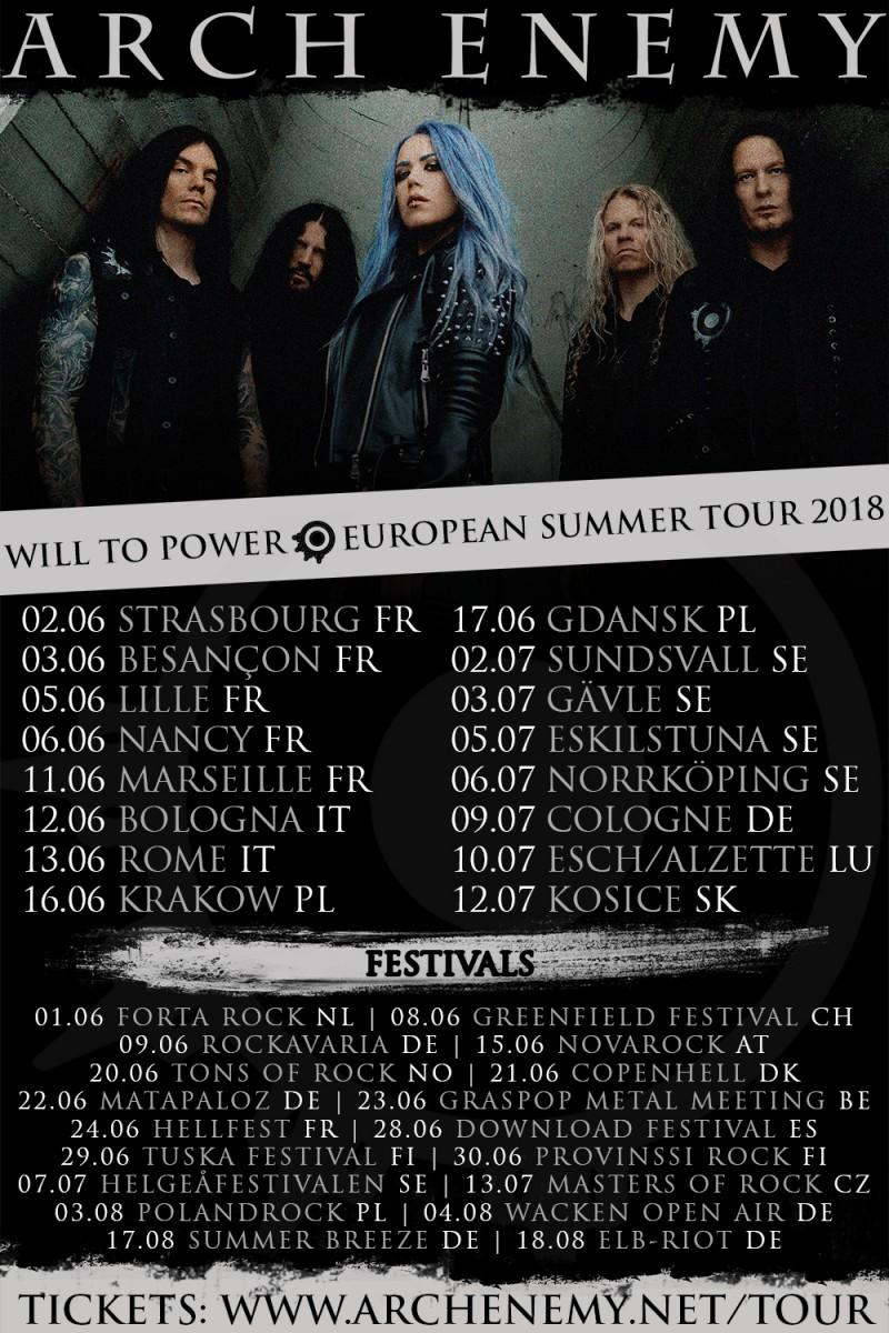 European Summer Tour 2018! 20a23e92aeb73