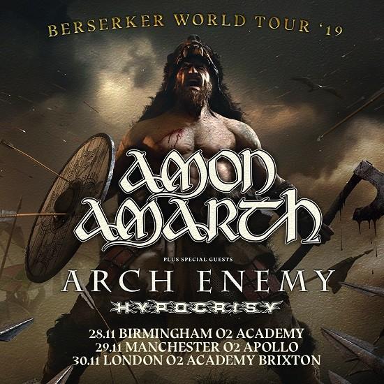 news - Arch Enemy